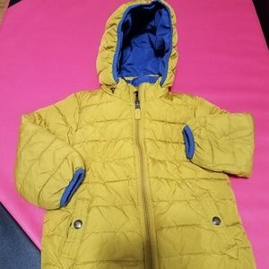 Gap Reversible Jacket size 3 years